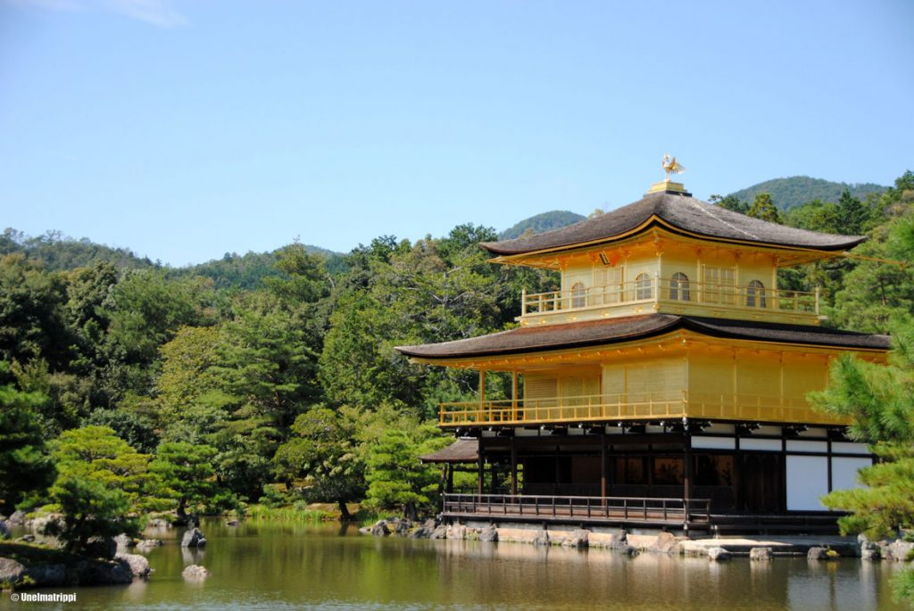 Artikkelikuva - Kultainen paviljonki, Kioto, Japani