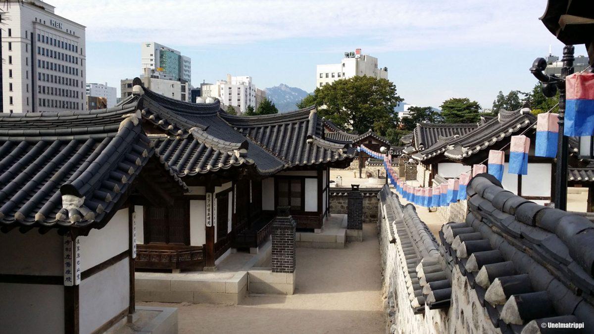 Arkiaskareita, reippailua ja markkinatohinaa Soulissa
