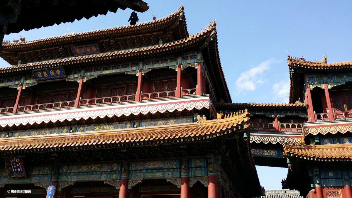 Päivä Pekingissä