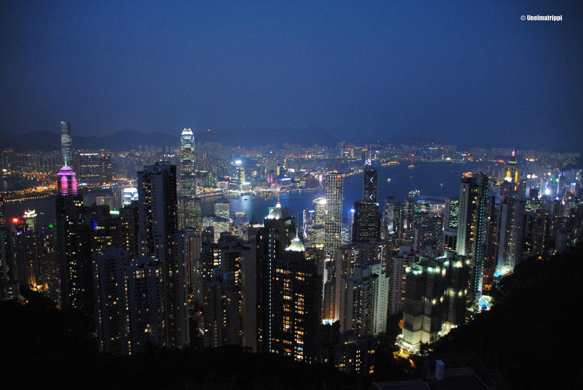 Fiilis katossa Hongkongissa