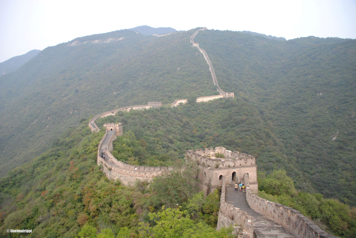 Kiinan muurilla
