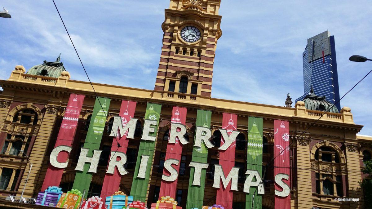 Joulu Melbournessa