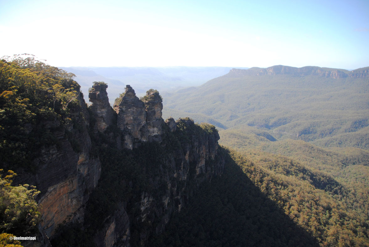Artikkelikuva - Three Sisters, Blue Mountains, Australia