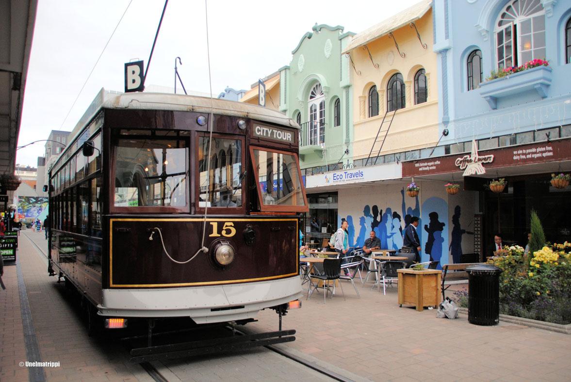 Järistysten runtelema Christchurch