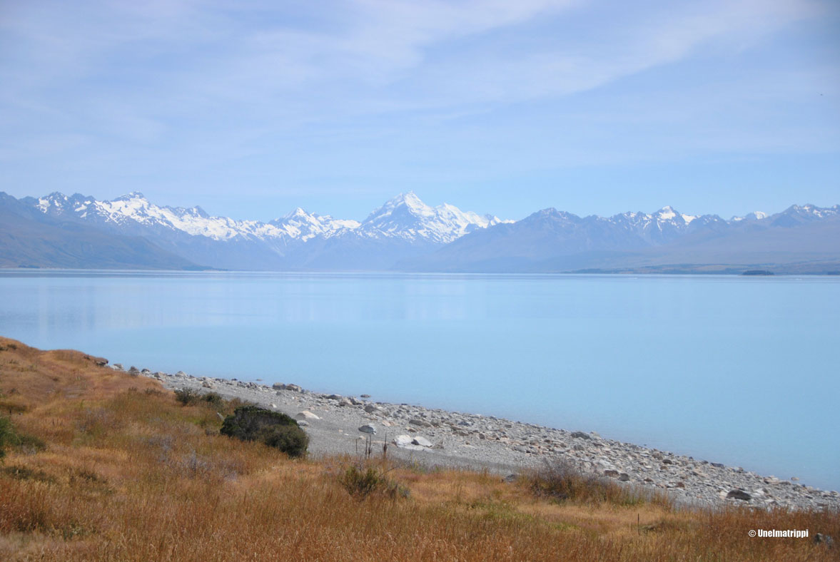 Autolla Uudessa-Seelannissa: silmäkarkkia matkalla Tekaposta Dunediniin