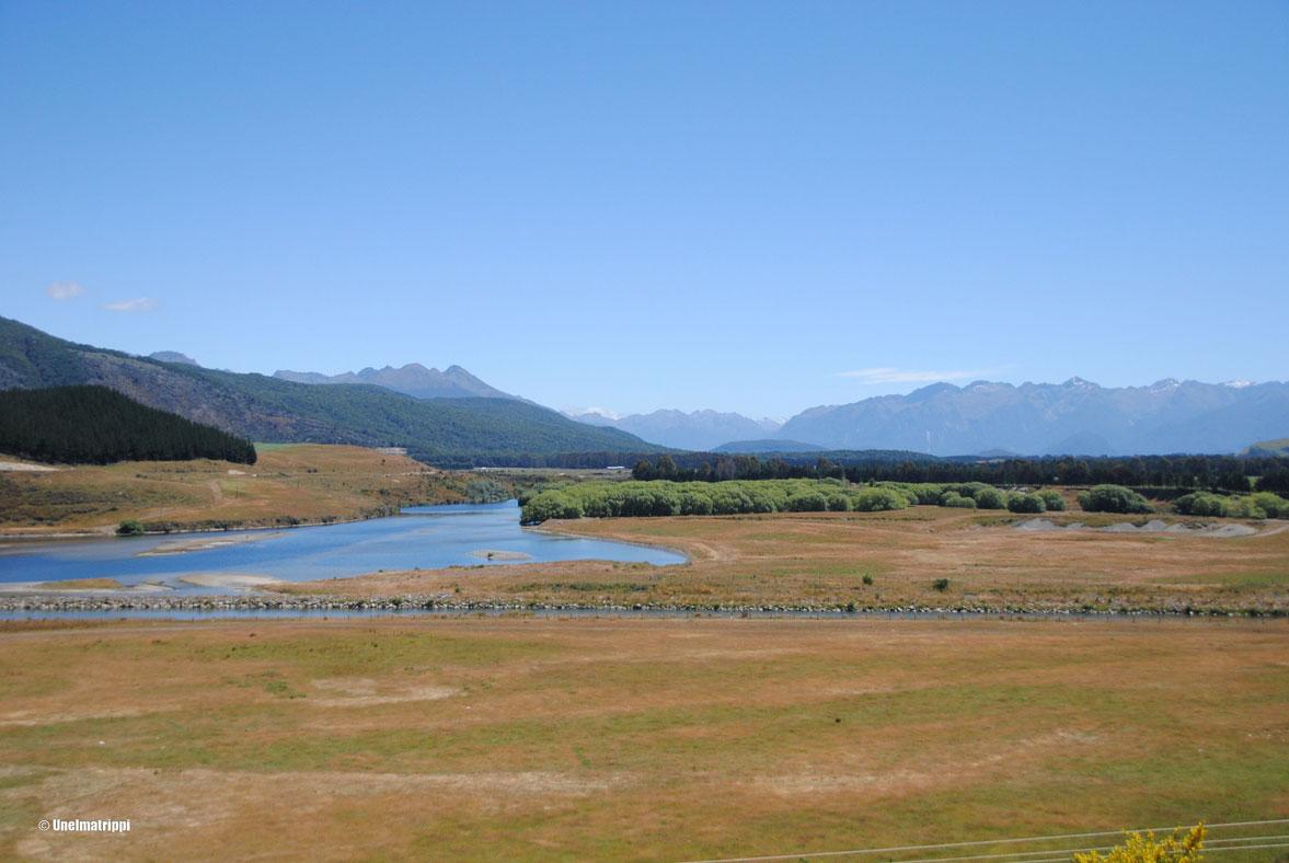 Artikkelikuva - Matkalla Invercargillistä Te Anauhun, Uusi-Seelanti