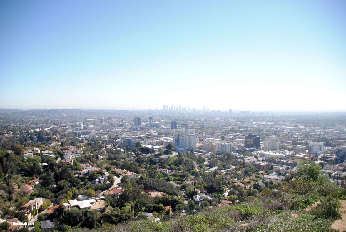 Hollywood Hillseillä ja Griffith Parkissa