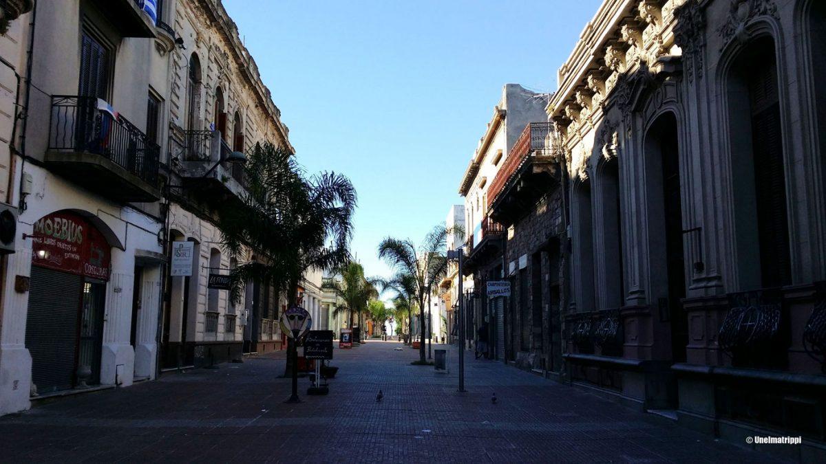 Kotoisia fiiliksiä Montevideossa