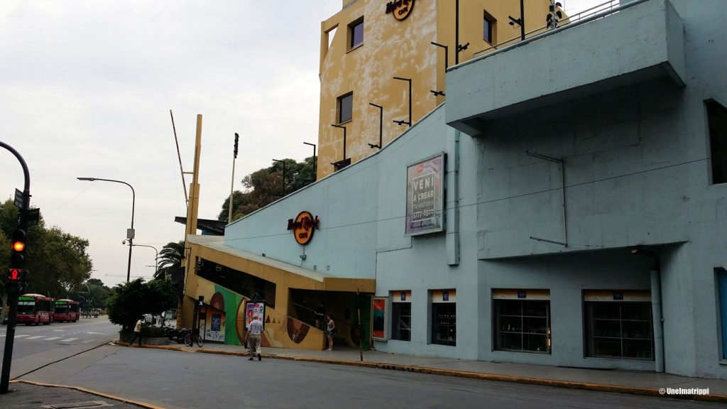 Hard Rock Cafe, Buenos Aires