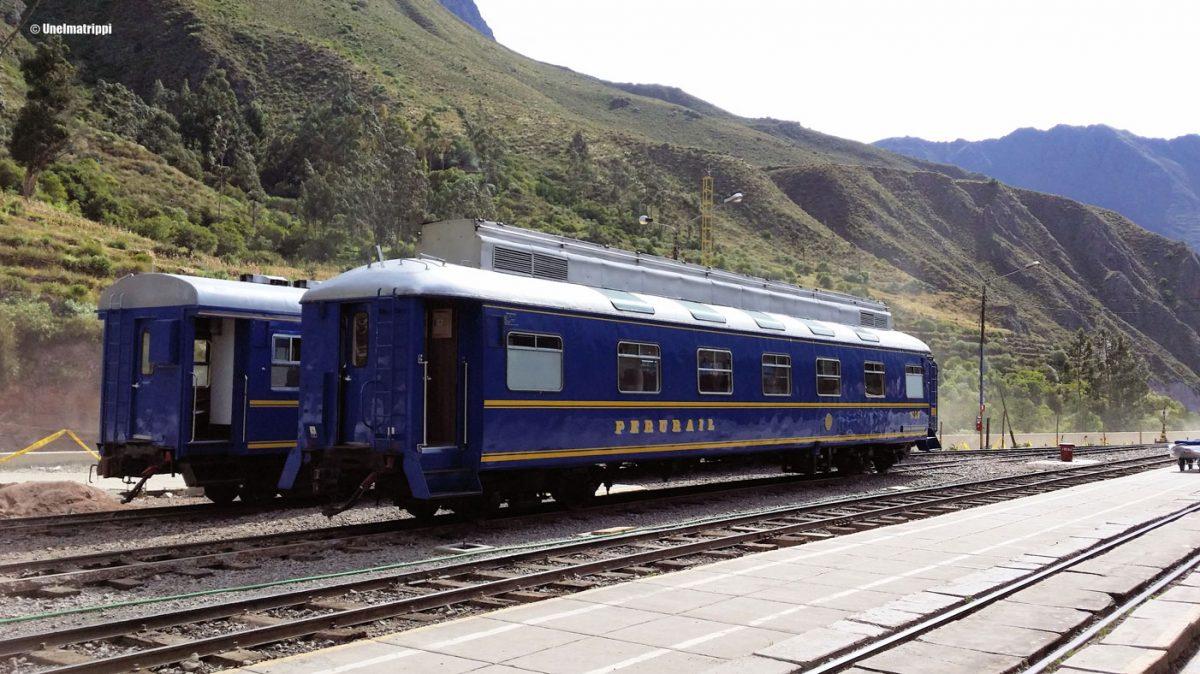 Artikkelikuva - Perurail