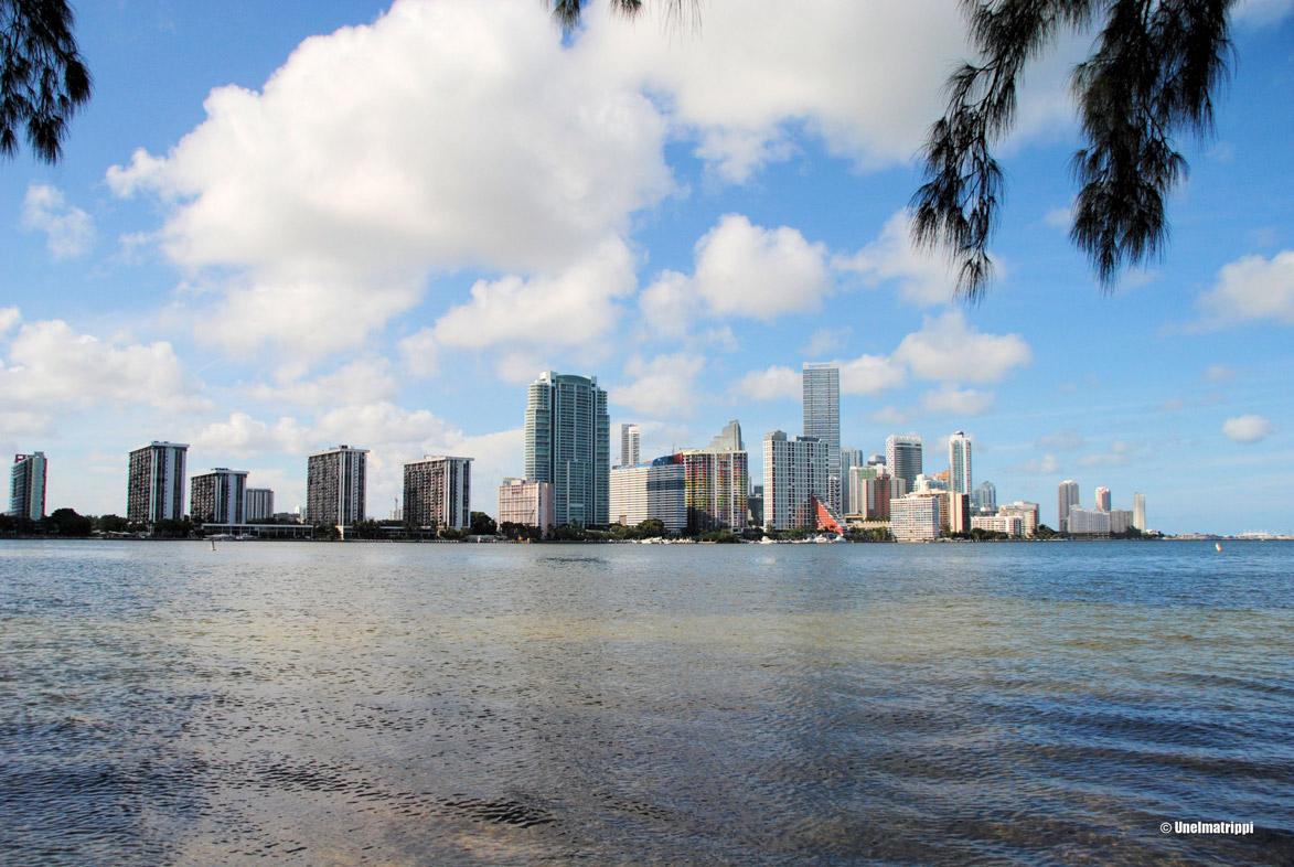 Kurvailua Miamissa