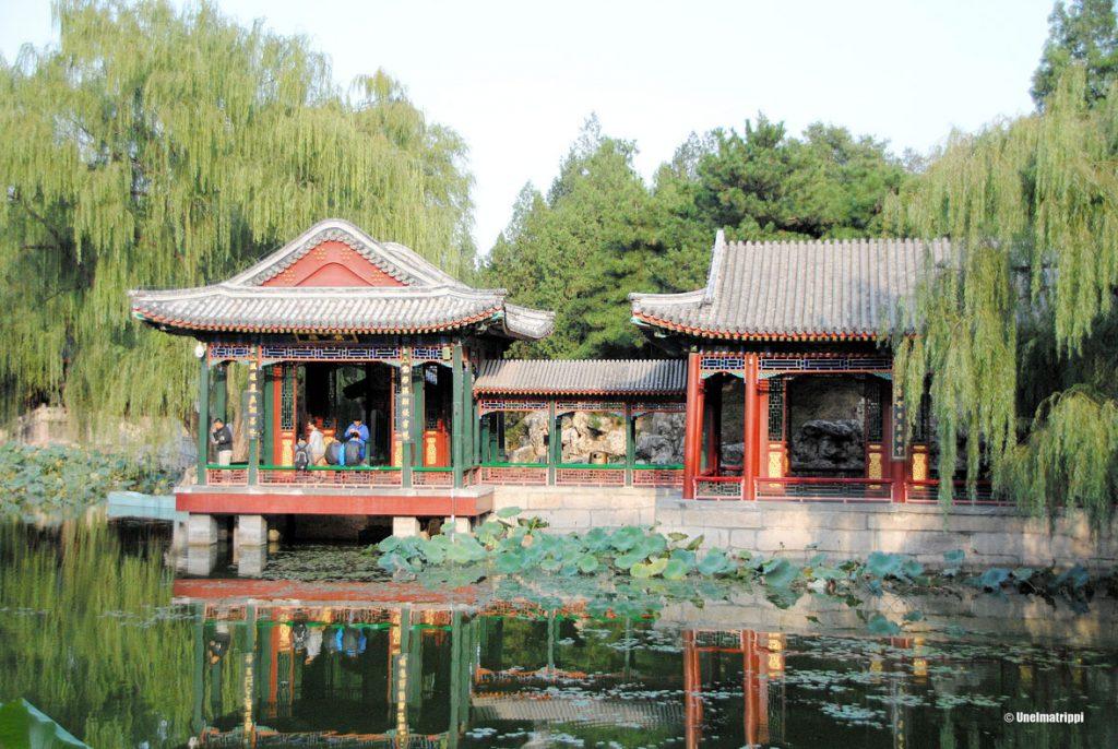 Kesäpalatsi, Peking