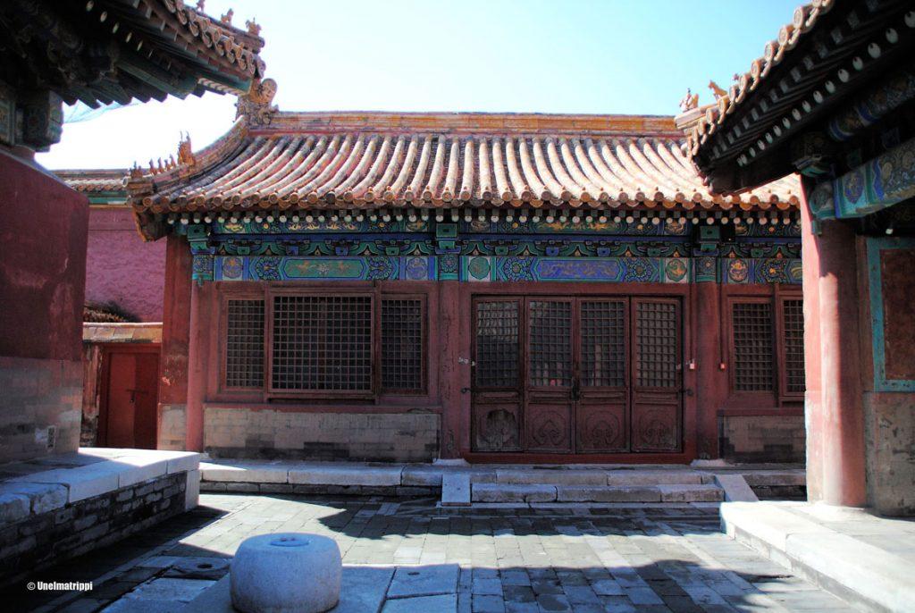 Kielletty kaupunki, Peking