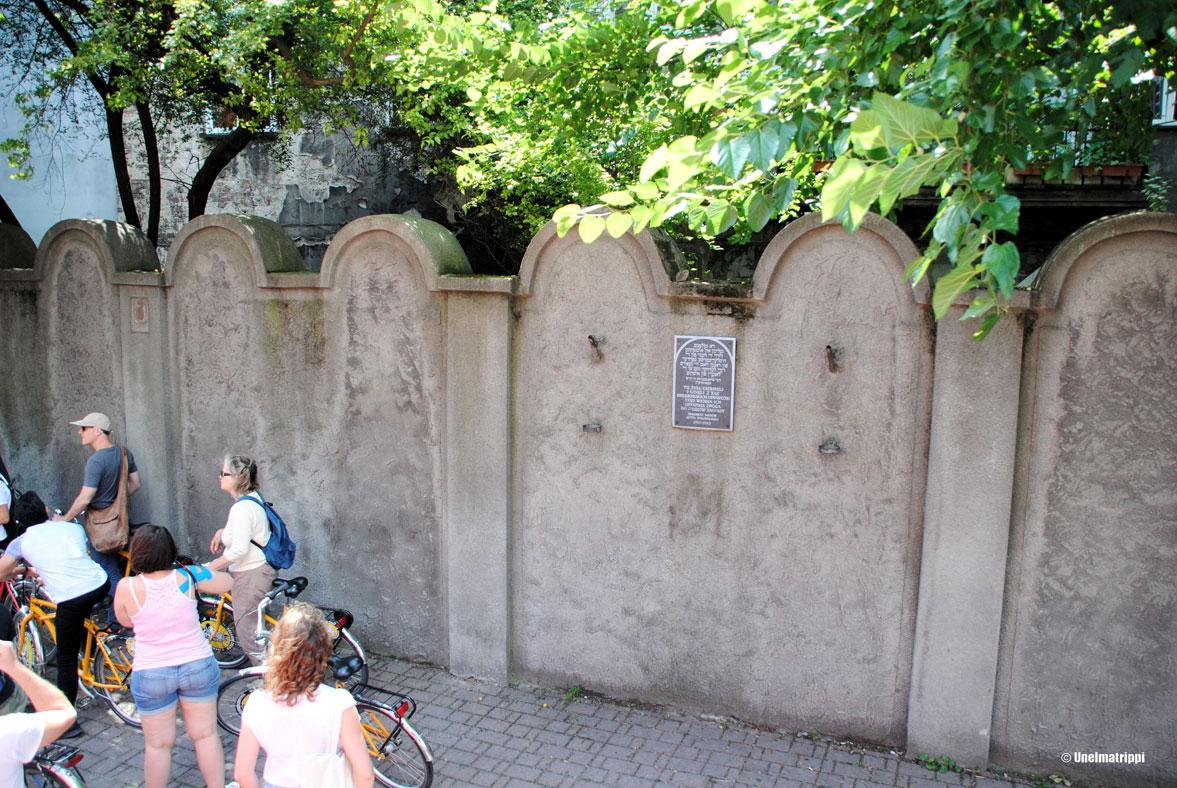 Krakovan trendikäs Kazimierz