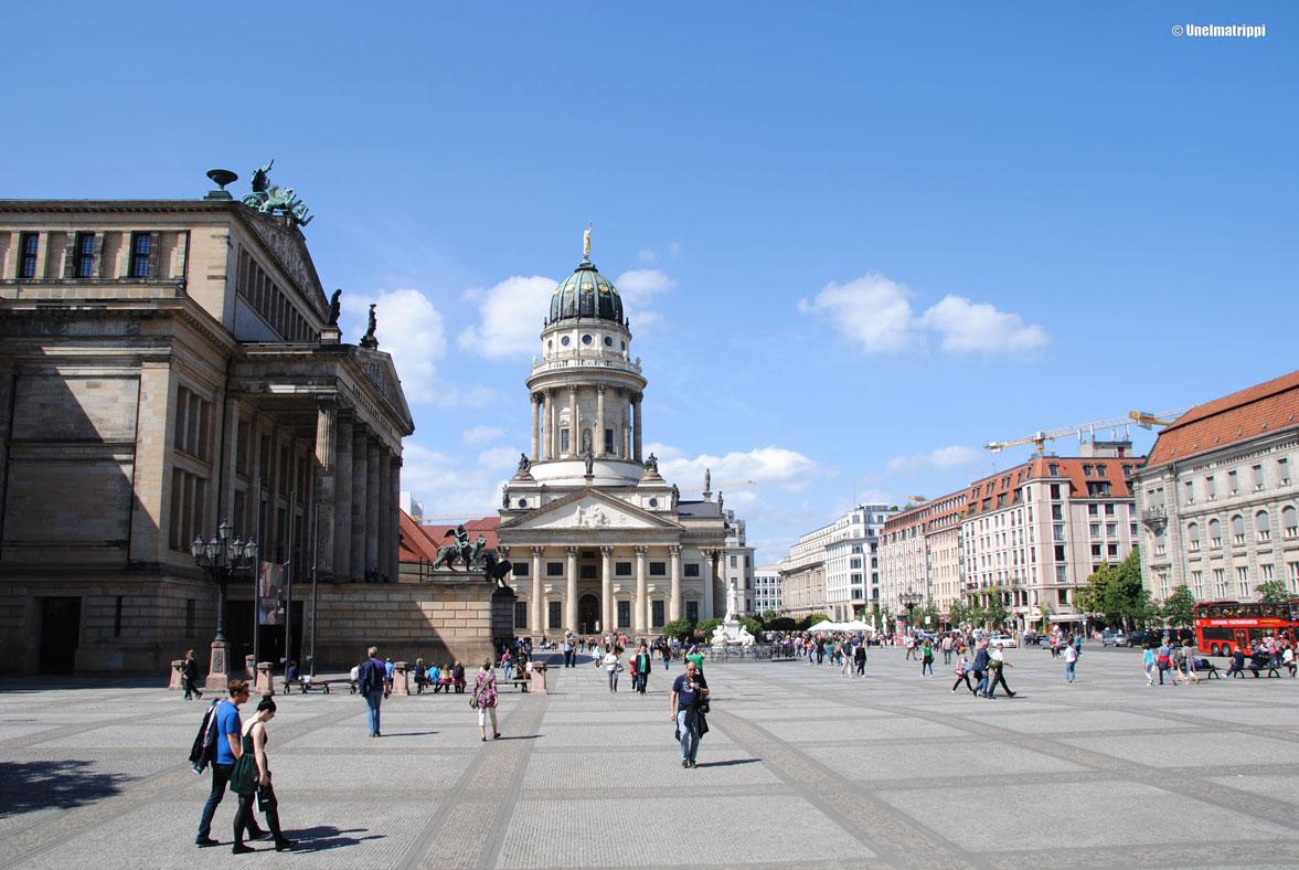 Joulukuussa Berliiniin
