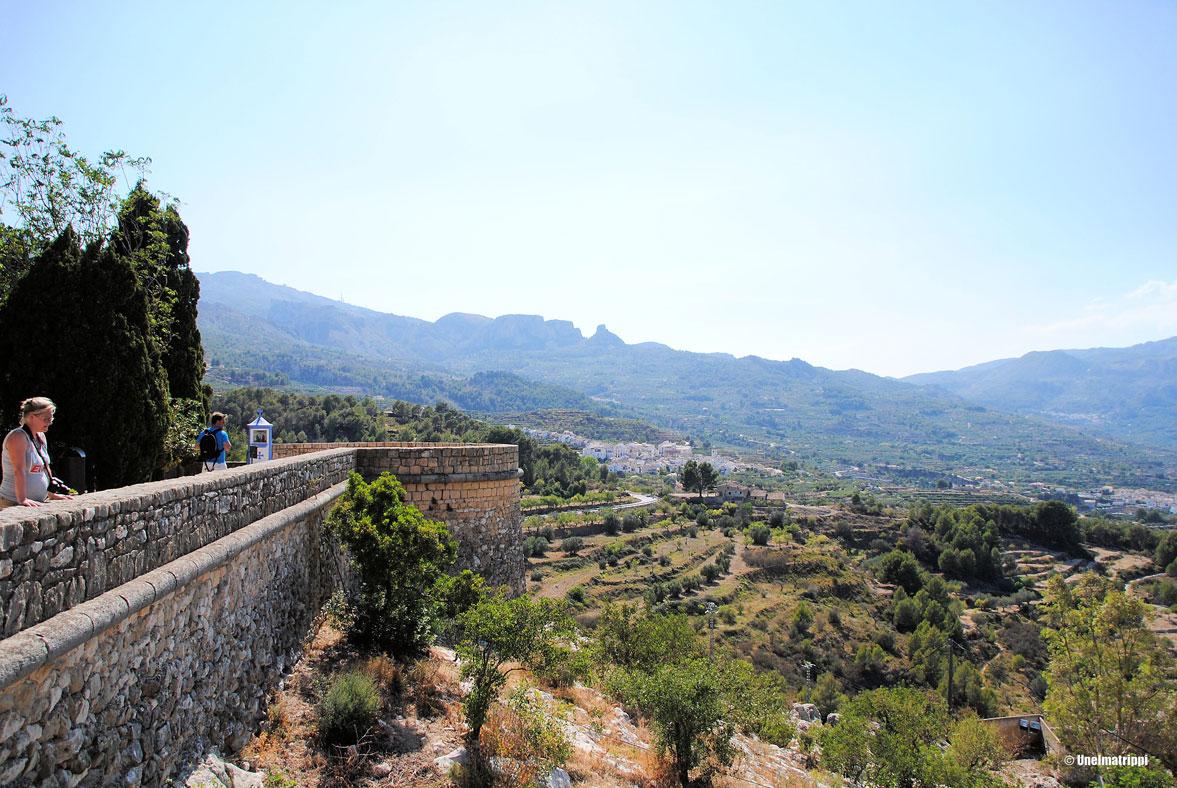 Road trippailua Espanjan Costa Blancalla