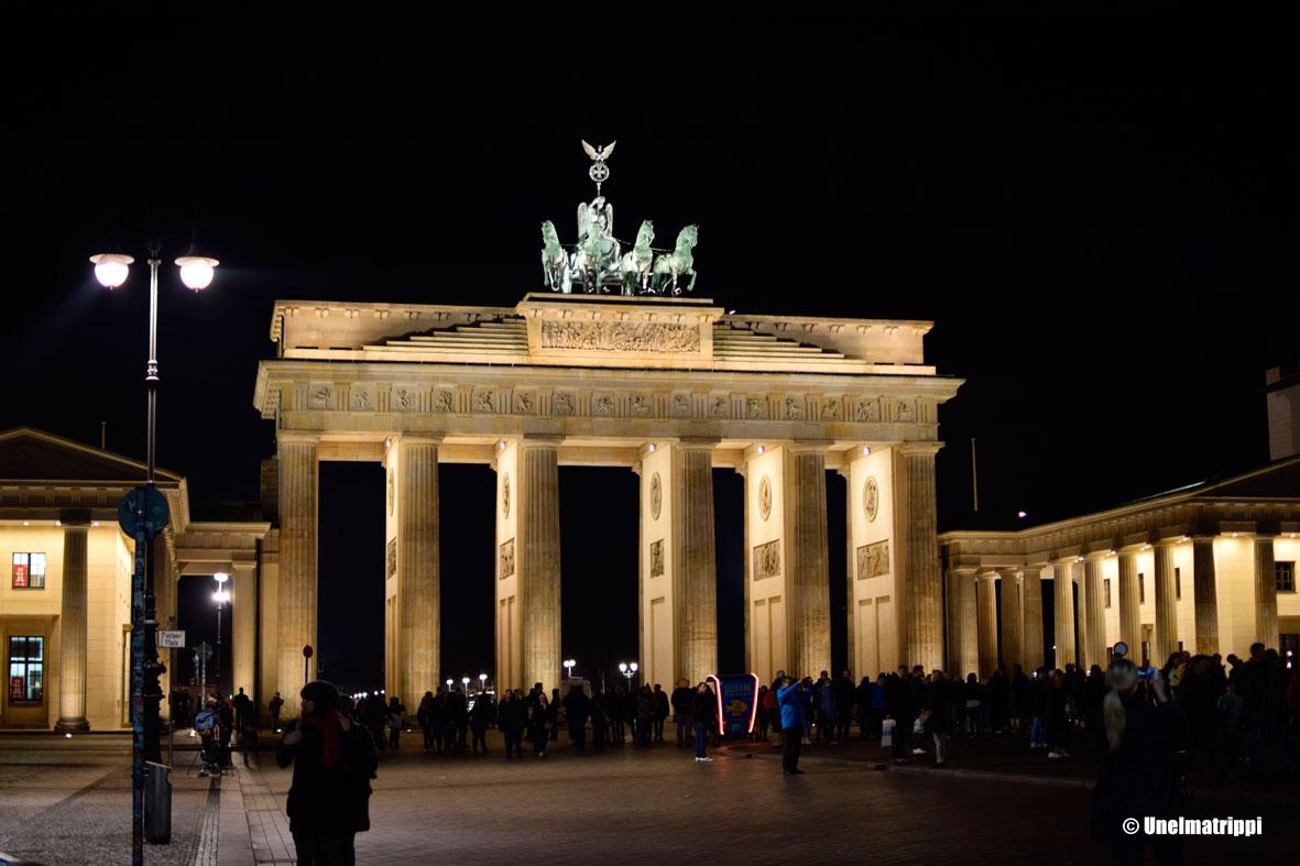 Berliinissä talvella