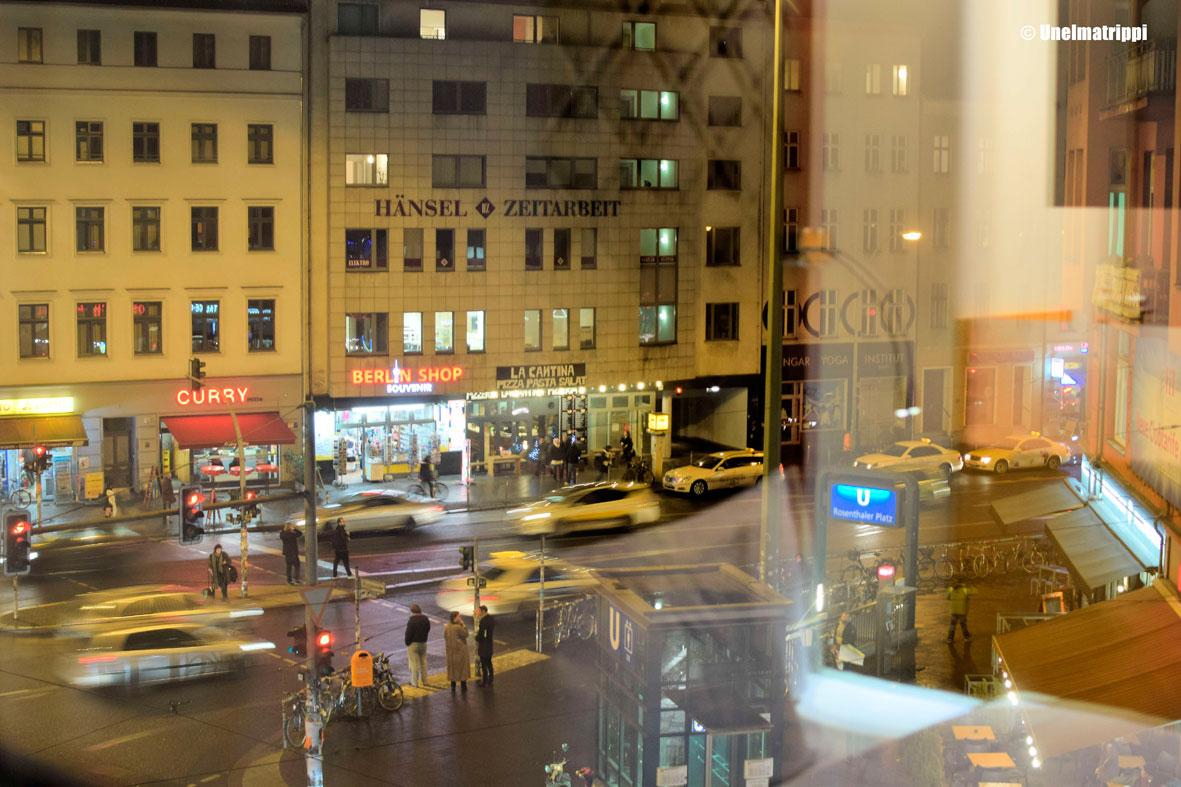 Pitkä viikonloppu Berliinissä: Ibis Styles Hotel Berlin Mitte