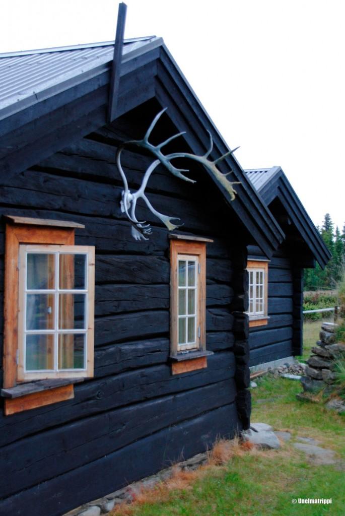 Norjan maaseudulla vuonna 2012