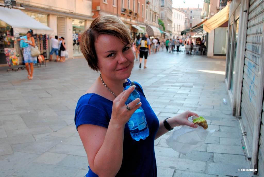 Venetsiassa vuonna 2012