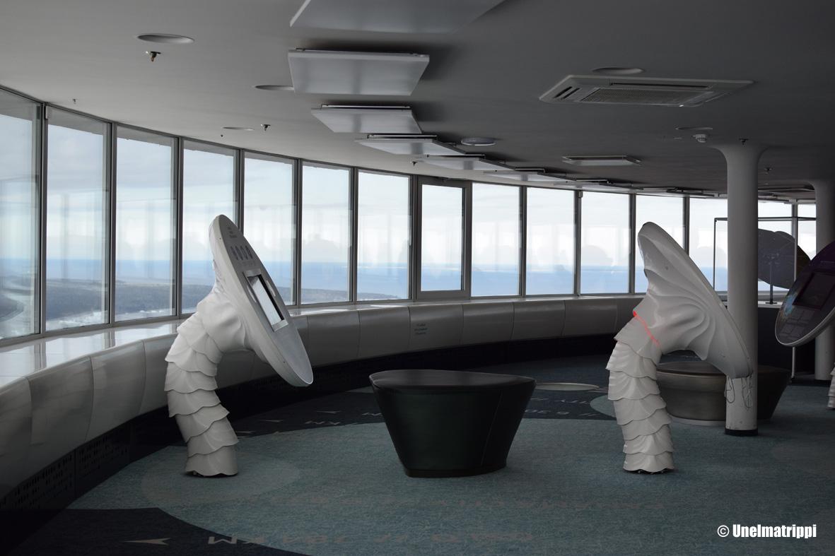 Artikkelikuva - Tallinnan tv-tornin sisällä