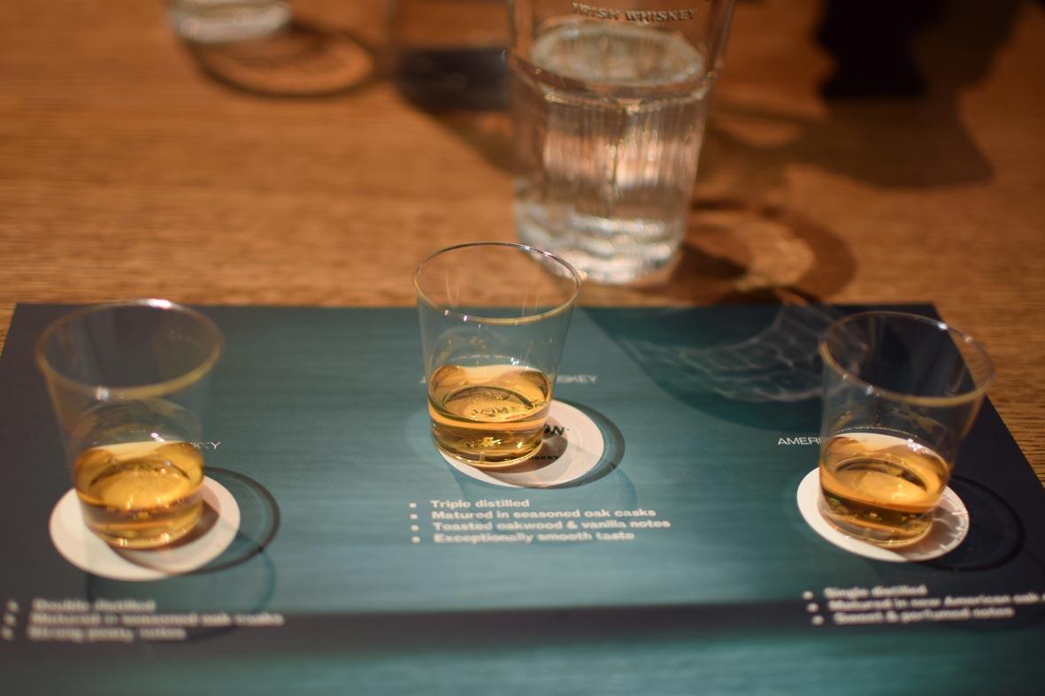 Old Jameson Distillery: kierros viskitehtaassa