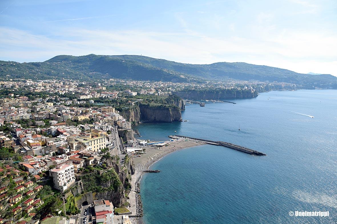 Artikkelikuva - Amalfin rannikko