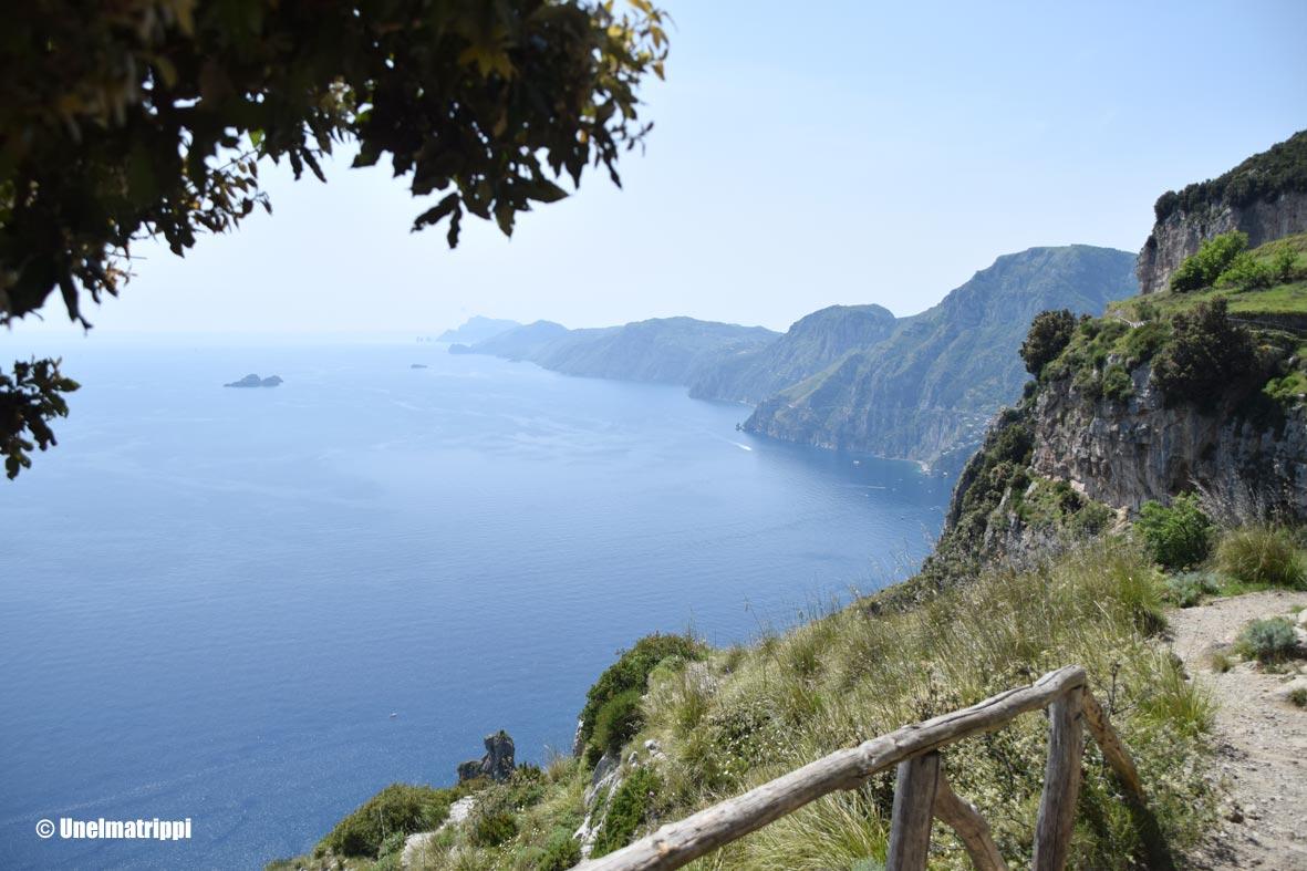 Artikkelikuva - Sentiero degli Dein varrelta avautuvat upeat maisemat