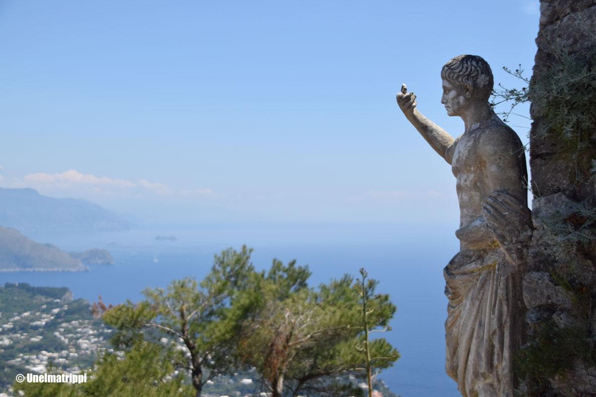 Päiväretki Caprin saarelle