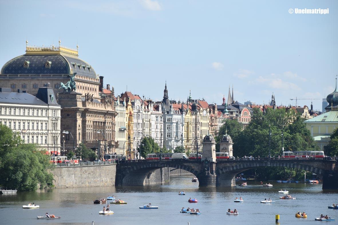 Rento päivä Prahassa