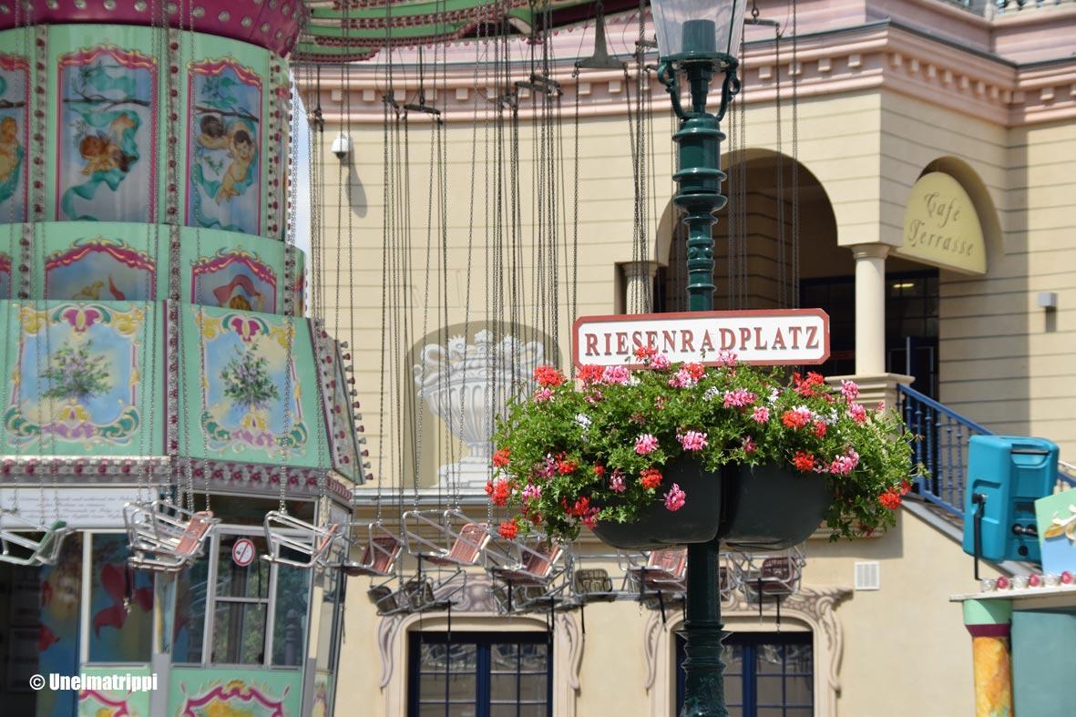 Wien korkeuksista