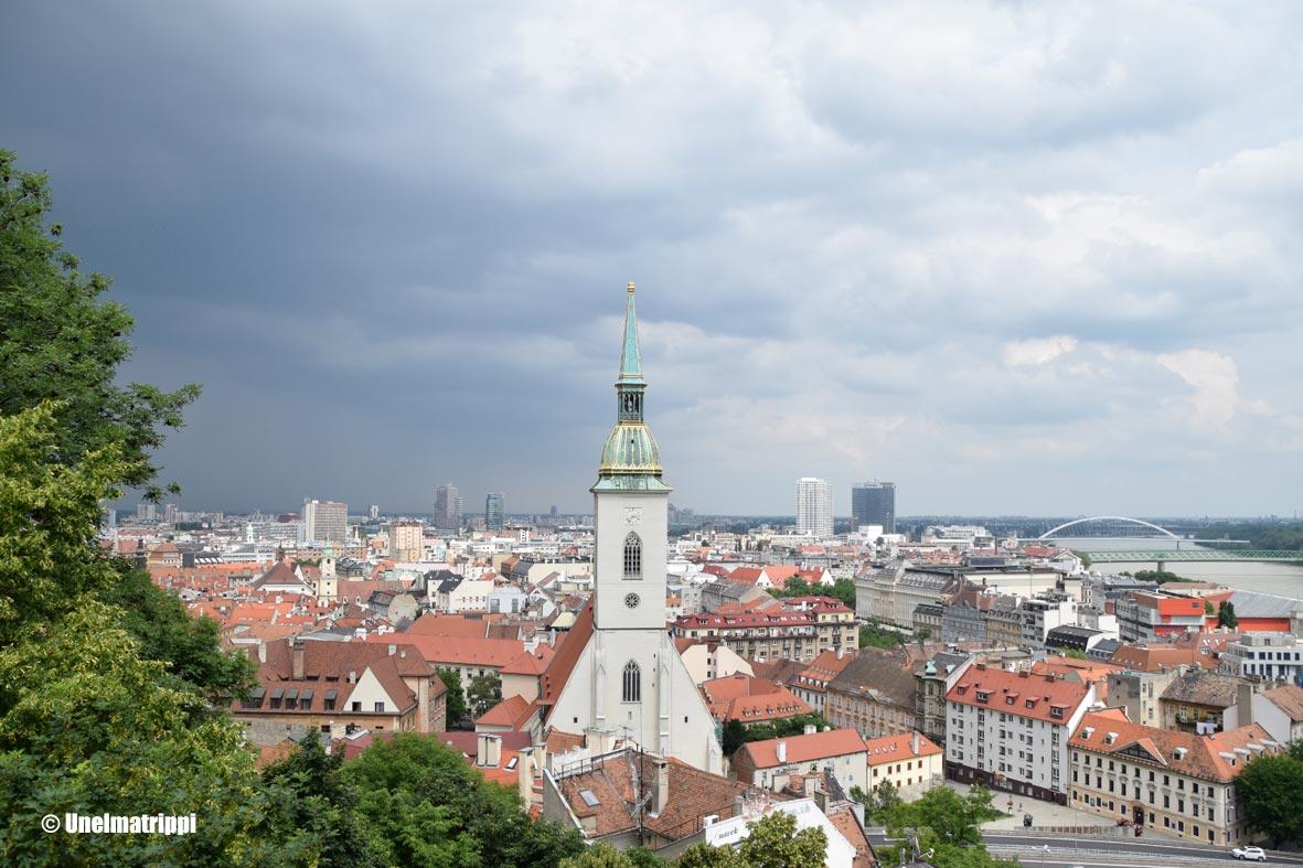 Päiväretki Wienistä Bratislavaan