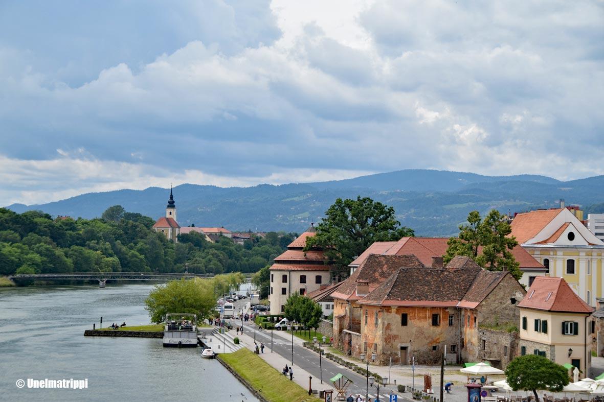 Välietappina autio Maribor