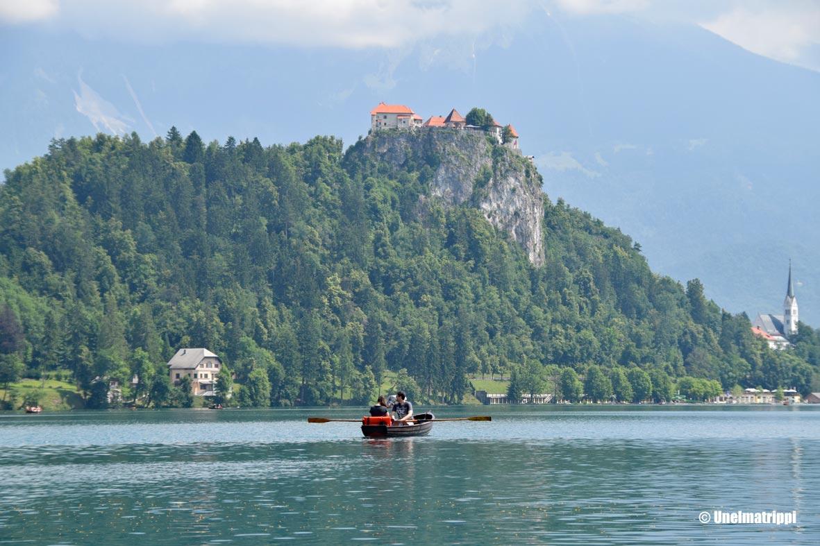 Artikkelikuva - Vene Bledjärvellä