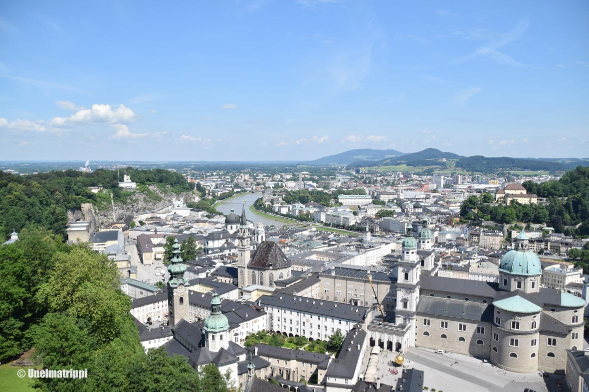 Artikkelikuva - Salzburg näköalapaikka