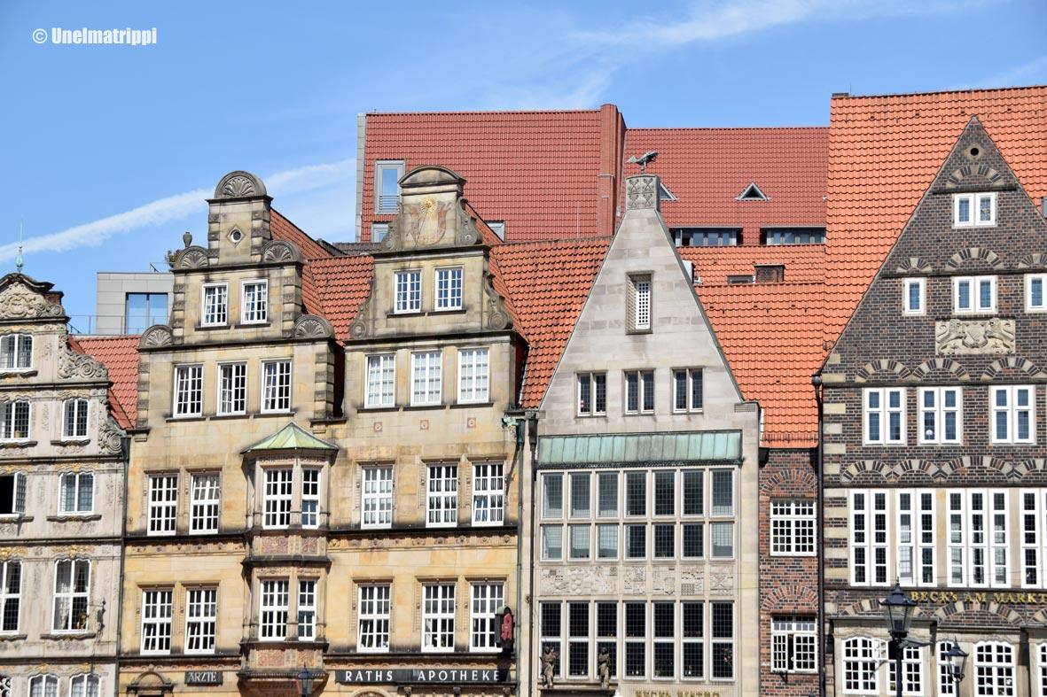 Saksan halki Nürnbergistä Bremeniin