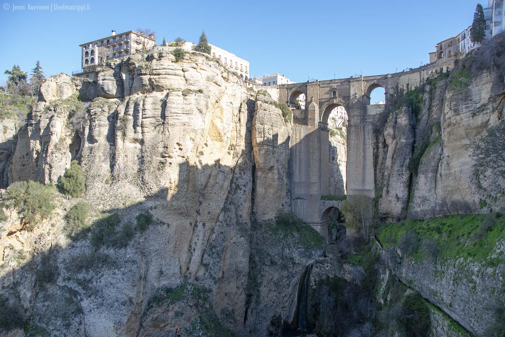 Puente Nuevo, Ronda, Espanja