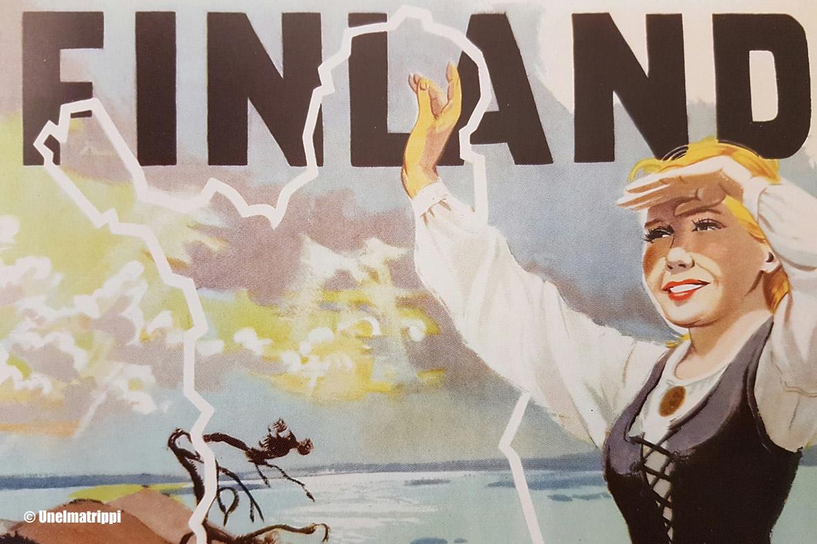 Hurmaava Come to Finland -näyttely Kansallismuseossa