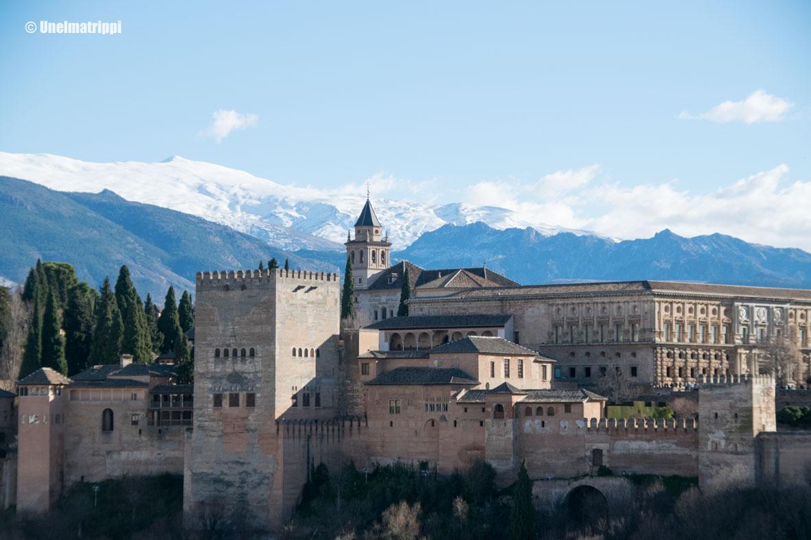 Hiljaa lumoava Alhambra