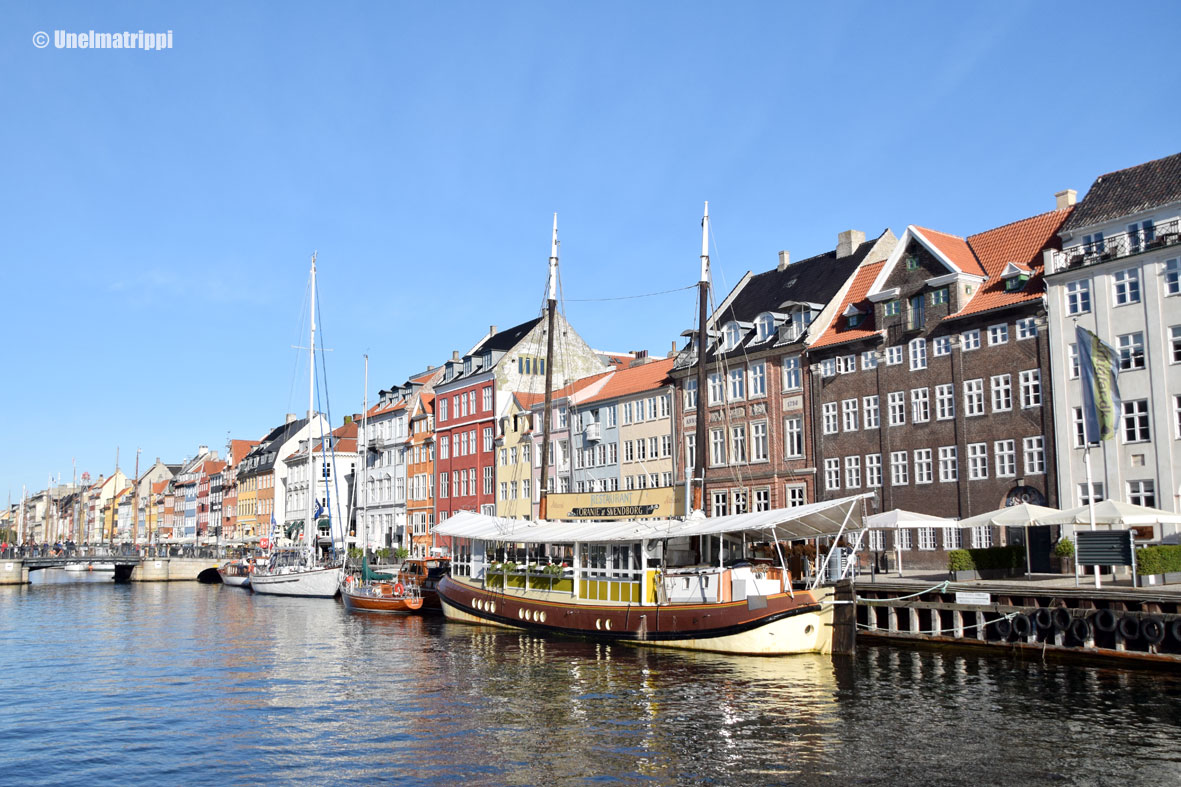 Nyhavn, Kööpenhamina, Tanska