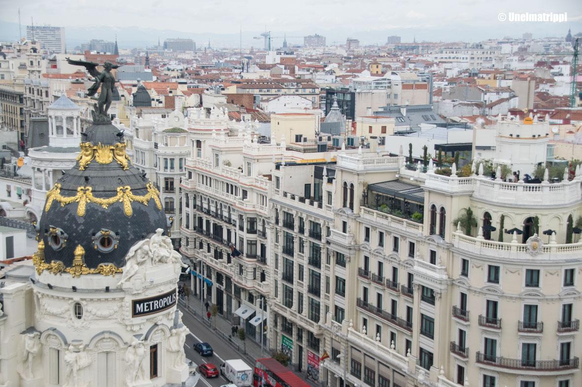 Madridin näköalapaikat