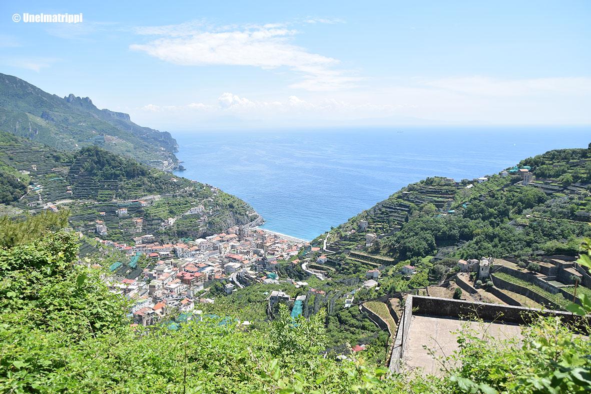 Lääkettä matkakuumeeseen – tunnelmia Amalfin rannikolta