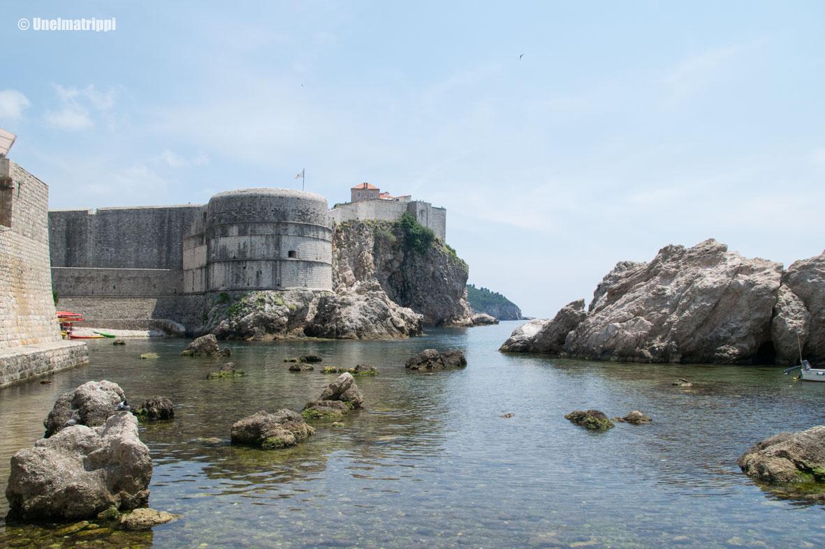 Kesäloma alkoi Dubrovnikista