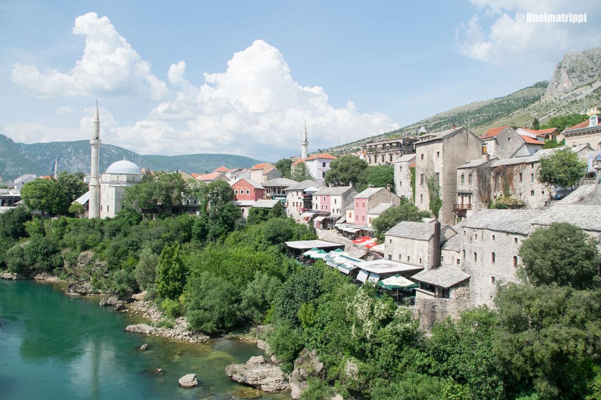 Idän ja lännen rajalla: Mostar