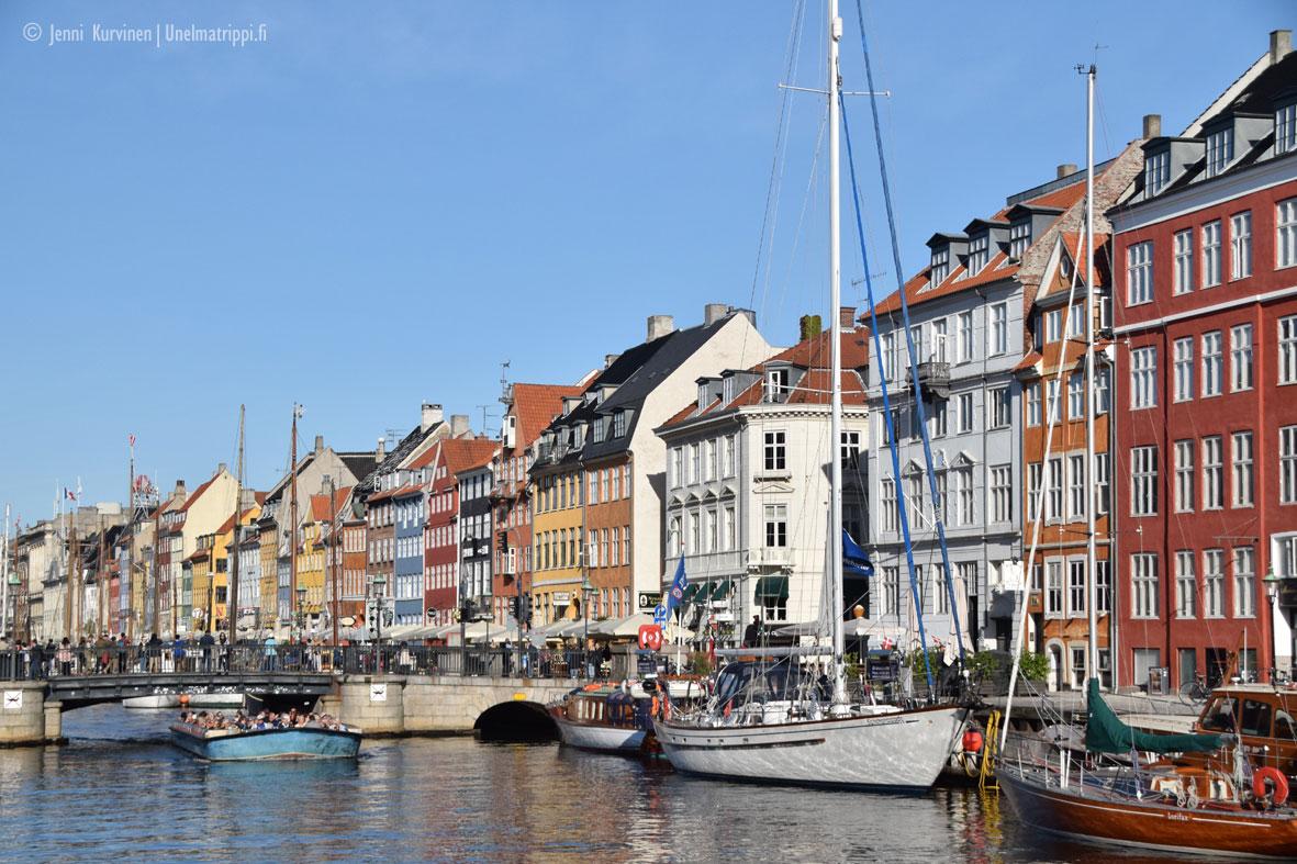 Viikonloppu Kööpenhaminassa