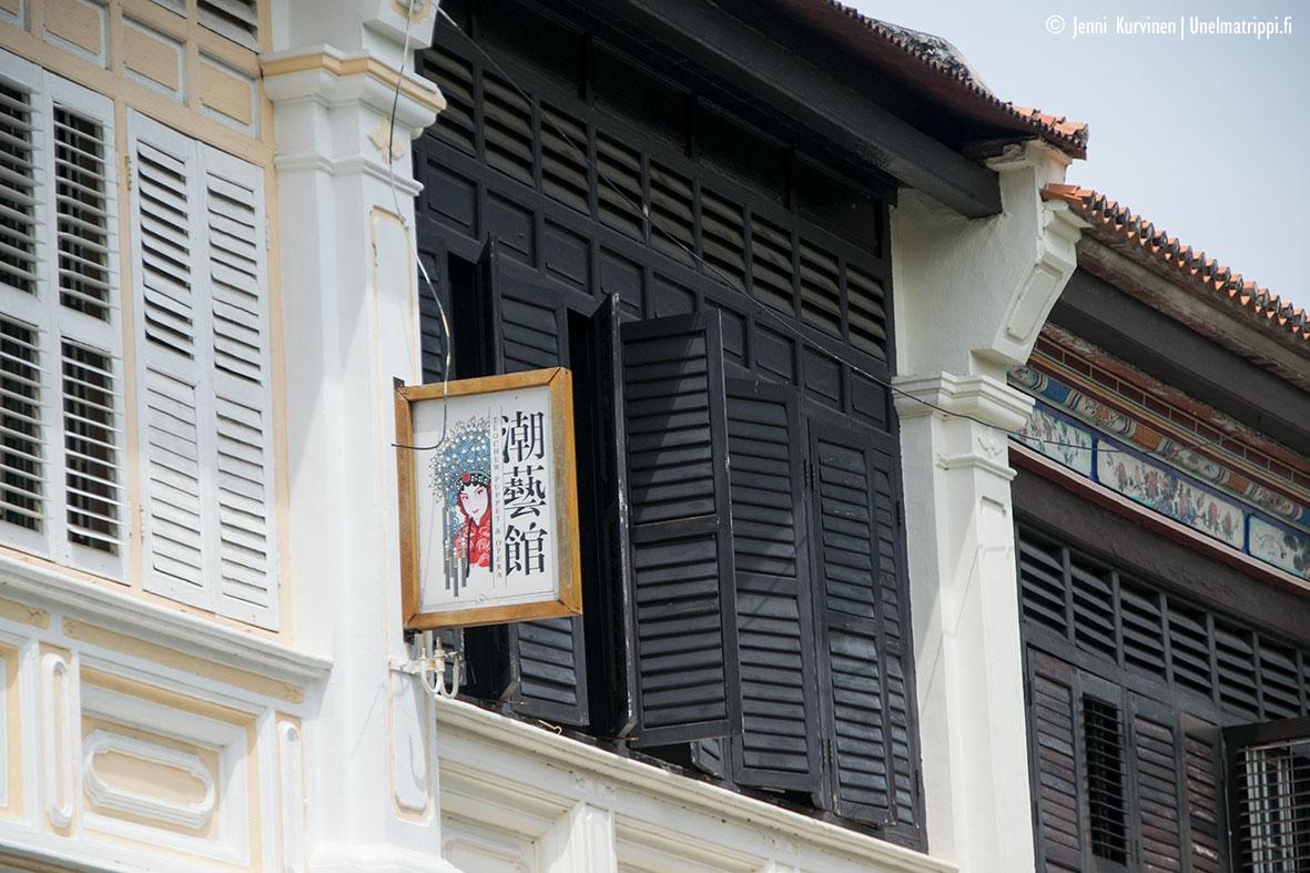 Kierroksella Malesiassa: houkutteleva George Town
