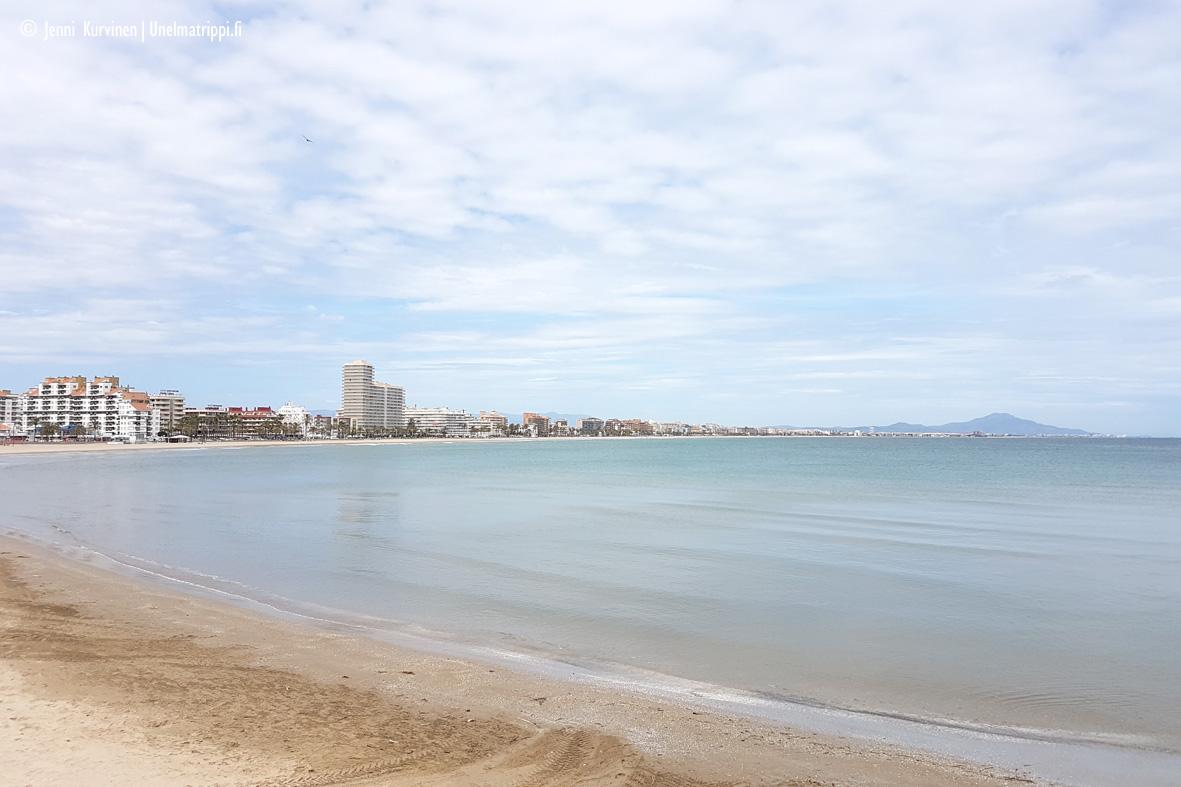 Autolla Euroopassa: Espanjan Torreviejasta Tarragonaan