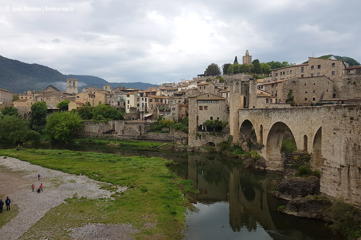 Artikkelikuva - Besalú, Espanja