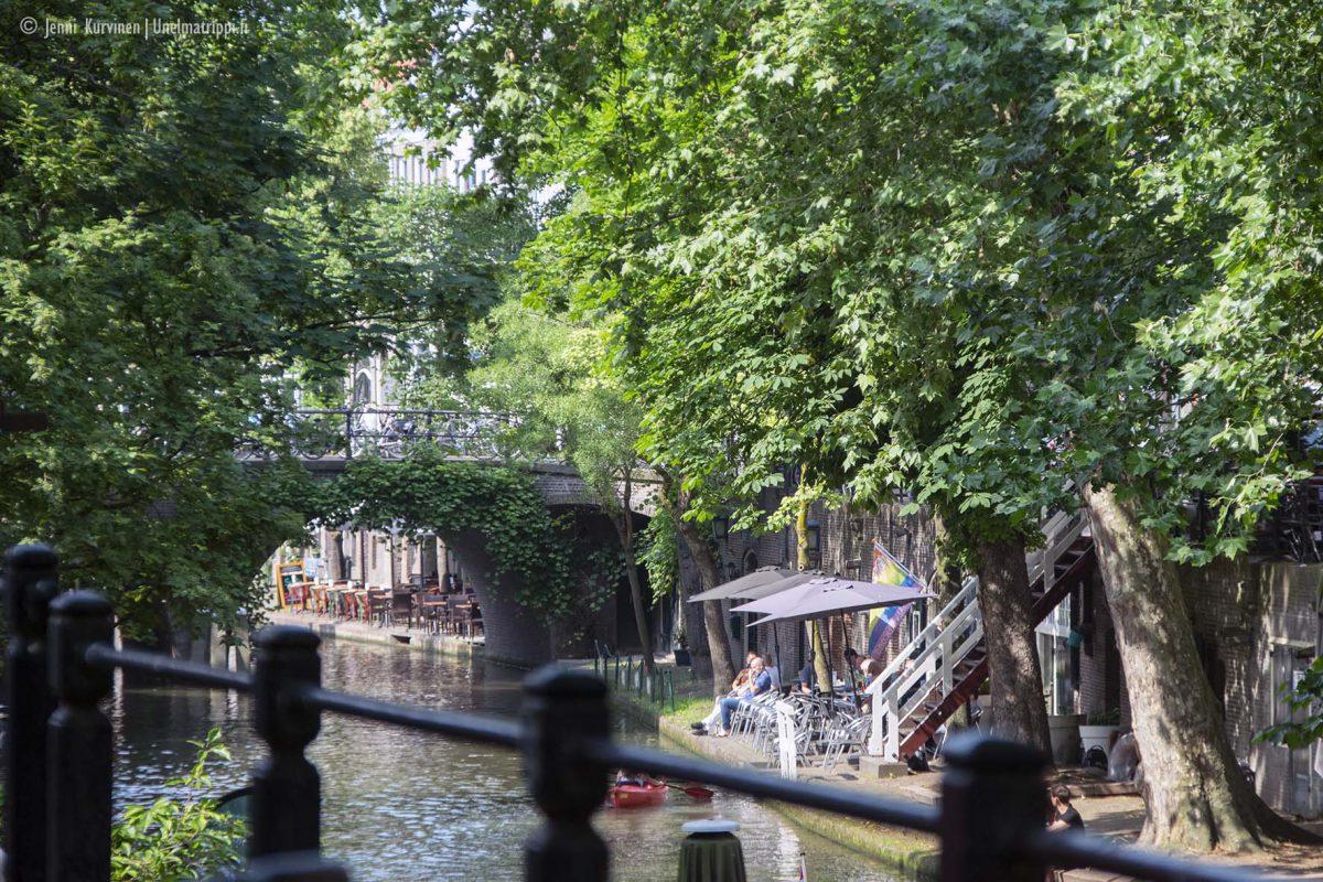 Unohda Amsterdam, matkusta Utrechtiin!