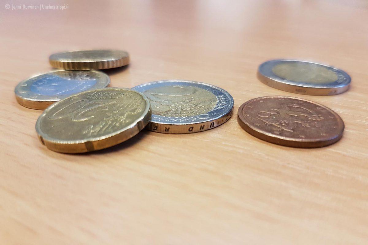 Artikkelikuva - 2 viikon automatkan budjetti, kesä 2018